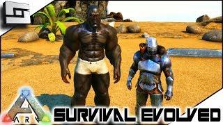 ARK: Survival Evolved - Vanilla Stuff And Things! E1 ( Ark Ragnarok Map )