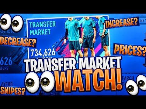 PANIC SELLING? SCREAMS? BLACK FRIDAY! - Market Watch - FIFA 19 Ultimate Team