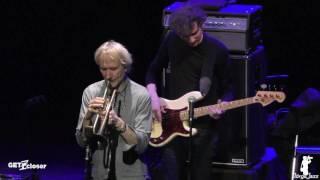 Erik Truffaz Quartet Lie Act MOM GetCloser feszt Budapest 2017. 03. 26.