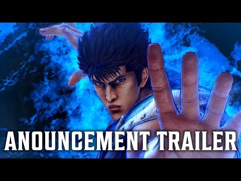 Fist of the North Star: Lost Paradise Announcement Trailer de Fist of the North Star : Lost Paradise
