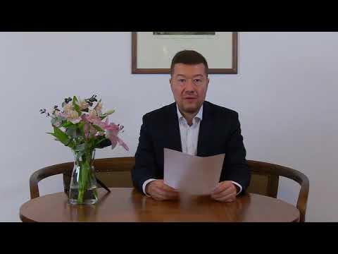 Tomio Okamura: NE zvyšování daní