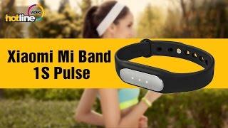 Фитнес-браслет Xiaomi Mi Band 1S Pulse (Black) от компании F-Mart - видео