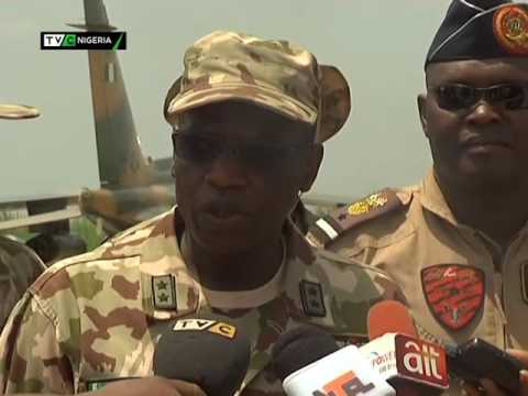 Yola Operation Forest Storm