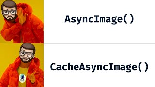 A better AsyncImage with cache in SwiftUI
