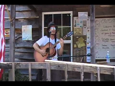"jeff carrico- ""nobody's fault but mine""  live @ Big Walker Mountain"