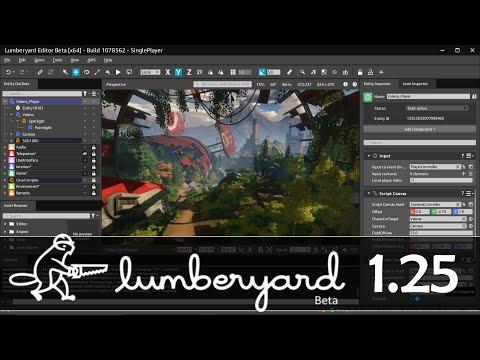 Lumberyard 1.25 Released