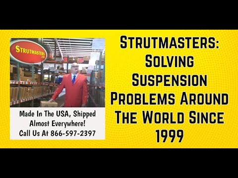 Strutmasters Ships Their Conversion Kits To Virtually Everywhere