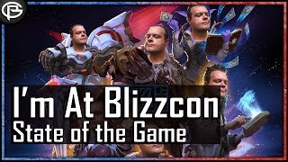 I'm At Blizzcon - Hype and Thoughts Going in