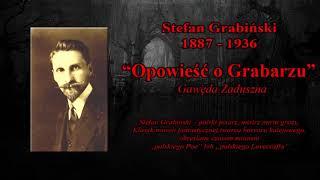 """Opowieść o Grabarzu """"Gawęda Zaduszna"""" – Stefan Grabiński"""