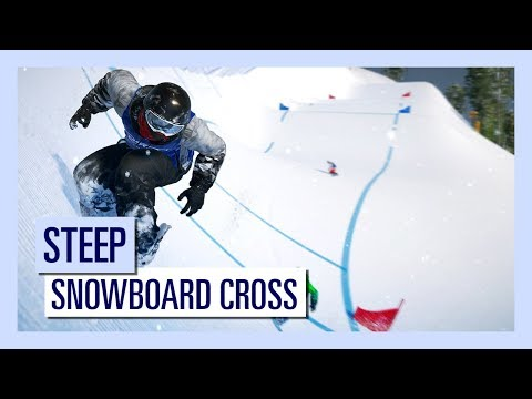 STEEP – Olympic Event Overview / Snowboard Cross