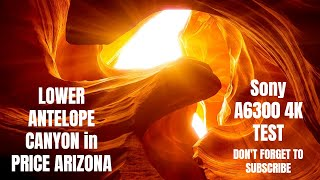 Ken's Tours Lower Antelope Canyon, Grand Canyon National Park