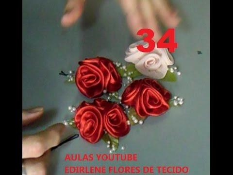 Arranjo de Rosas Rococó
