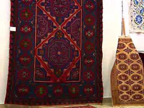 Восточные ковры раскрывают свои тайны (новости)
