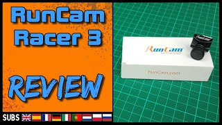 Runcam Racer 3 - FPV CAM Review