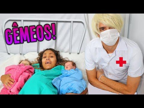 VOCÊ DECIDE - A GRÁVIDA LOUCA! (PARTE 2) - KIDS FUN