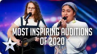 Most INSPIRATIONAL auditions of 2020 | BGT