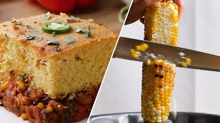 7 Delicious Corny Recipes