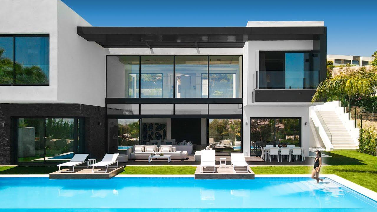 Brand-New Stunning Contemporary Luxury Villa, Benahavis