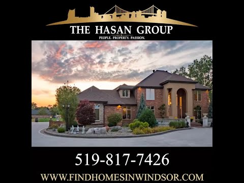 3710 CASTLEWOOD COURT | WINDSOR | THE HASAN GROUP