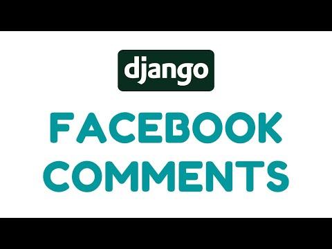 Integrating Facebook Comments in Django thumbnail