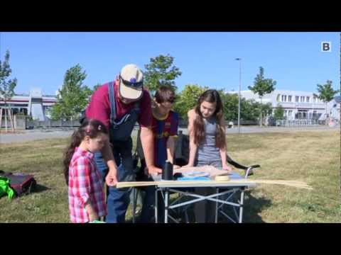 Kinderleichte Himmelsstürmer: Drachenbau mit Rolf Stohanzl