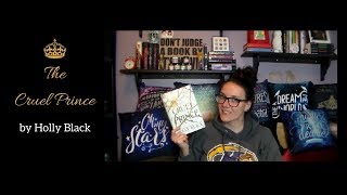 The Cruel Prince by Holly Black | A YA Book Review