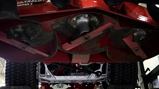Exmark Mower Deck Technology: A Perfect Cut Starts with the Perfect Deck