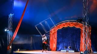 силовой жонглер кубом