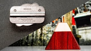 Solving The Mount Fuji Puzzle + Slider Puzzle!!