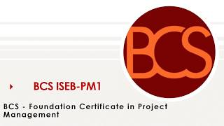 ISEB-PM1 Examcollection Questions