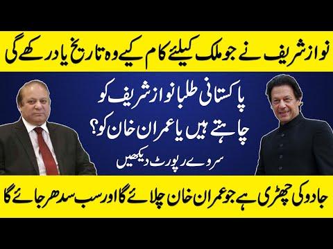 عمران خان اور نواز شریف کے بارے میں پاکستانی طلبا کا رد عمل دیکھیں