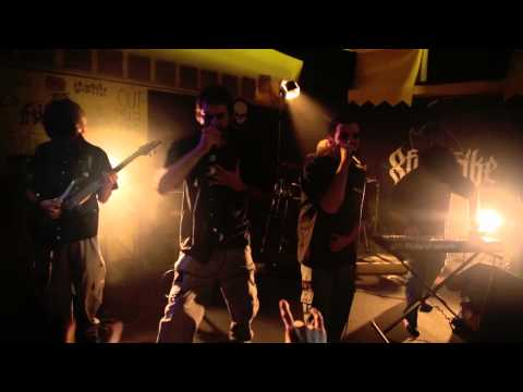 """8fulstrike - """"EnvironMental Breakdown"""" Jetglow Recordings -  A BlankTV World Premiere!"""