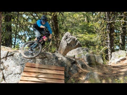 Stan's NoTubes Flow CB7 Wheelset - Kyle Warner