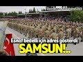 Samsunlu Esnaf: Bedelli Askerler Samsun'a Gelsin