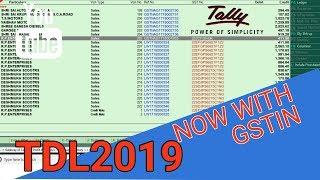 tally tdl 2019 - Thủ thuật máy tính - Chia sẽ kinh nghiệm sử