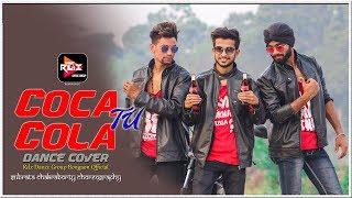 LUKA CHUPPI : Coca Cola Tu Dance Choreography |  Kartik A, Kriti S | Neha Kakkar Tony Kakkar