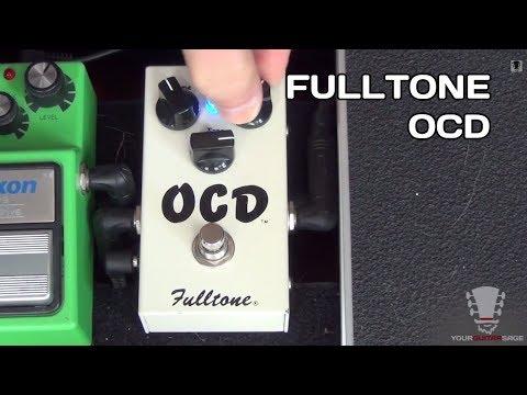 Fulltone OCD Pedal – Gear Review