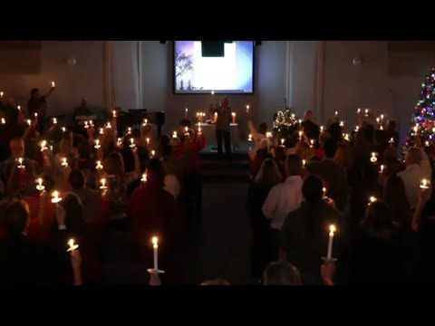 "Christmas Eve Candlelighting ""Christmas in our Hearts"""