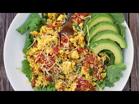 How to Make Scrambled Tofu | Brunch Recipes | Allrecipes.com