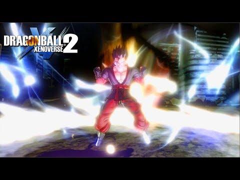 NEW MAX ABSALON GOHAN GAMEPLAY - Dragon Ball Xenoverse 2 Gohan