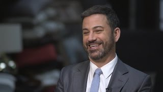 Jimmy Kimmel dishes on 'Boss Baby'