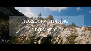 Horse Fpv Chasing - [ Cinematic ]