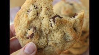 paleo choc chip cookies almond meal