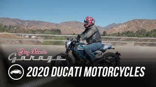 North American Premiere Of 2020 Ducati Motorcycles - Jay Leno's Garage