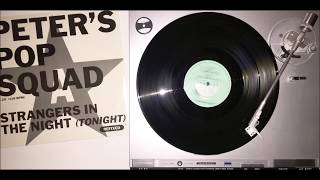 "Peter's Pop Squad - Strangers In The Night (Tonight) (12"") (1990)"