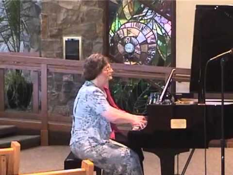 """""""Ballet"""", from Petite Suite, by Claude Debussy. Performed with my duet partner Charlene Step at her studio recital."""