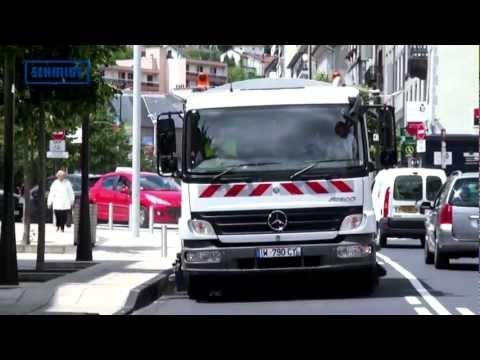 Manmachine SK 600 Truck-Mounted Sweeper Machine