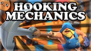 How to Use and Counter Fisherman Hook 🍊