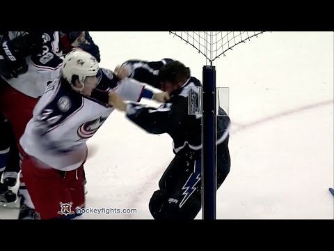 Alex Killorn vs. Josh Anderson