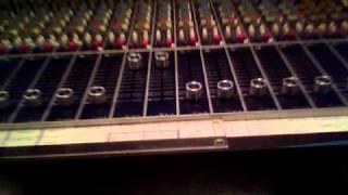 JRC Studios - my recording studio control room